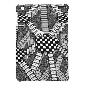 schrodinger's cat's dreams iPad mini case