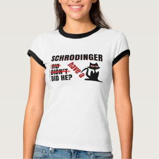 Schrodinger's Dillema T-Shirt