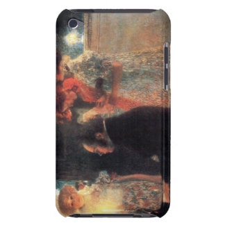 Schubert at the piano by Gustav Klimt Case-Mate iPod Touch Case