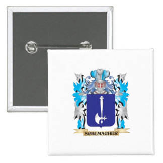Schumacher Coat of Arms - Family Crest Pins