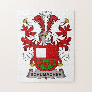 Schumacher Family Crest Puzzles
