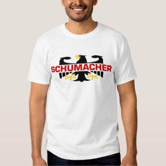 Schumacher Surname Tshirts