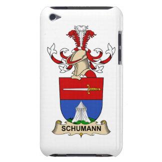 Schumann Family Crest iPod Case-Mate Case