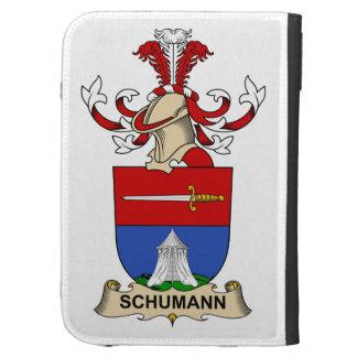 Schumann Family Crest Kindle 3 Cover