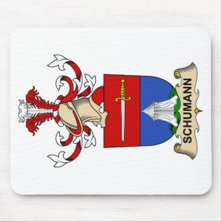 Schumann Family Crest Mouse Pad