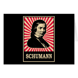 Schumann Greeting Cards