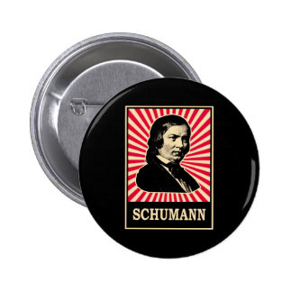 Schumann Pinback Buttons