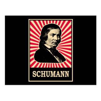 Schumann Postcard