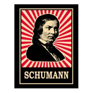Schumann Postcards