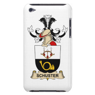 Schuster Family Crest iPod Case-Mate Case