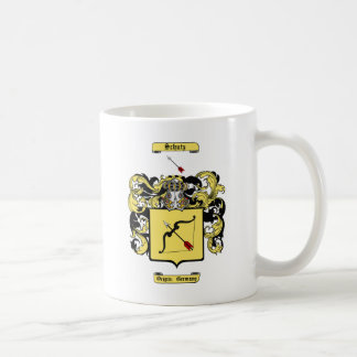 Schutz Basic White Mug