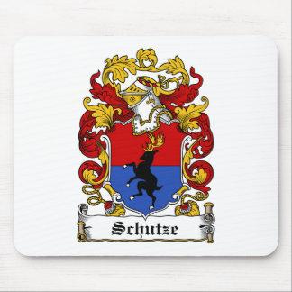 Schutze Family Crest Mouse Mats