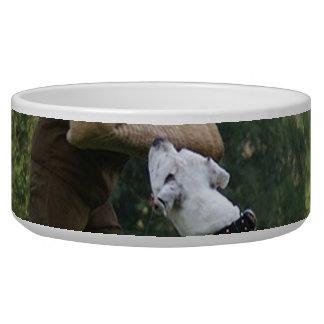 Schutzhund American Bulldog Pet Bowl