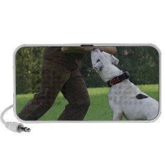Schutzhund American Bulldog Travel Speakers