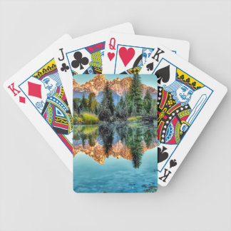 Schwabacher's Landing and Beaver Pond Bicycle Playing Cards
