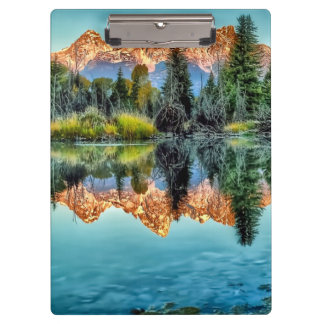 Schwabacher's Landing and Beaver Pond Clipboard