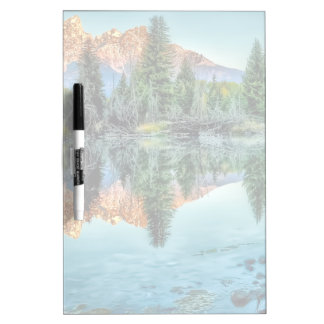 Schwabacher's Landing and Beaver Pond Dry Erase Board