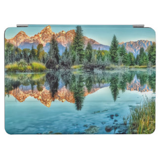 Schwabacher's Landing and Beaver Pond iPad Air Cover