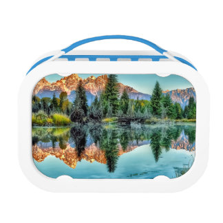 Schwabacher's Landing and Beaver Pond Lunch Box