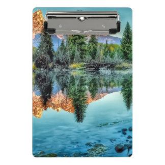 Schwabacher's Landing and Beaver Pond Mini Clipboard