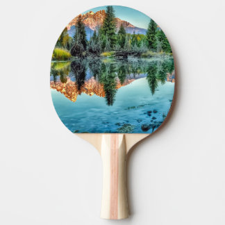 Schwabacher's Landing and Beaver Pond Ping Pong Paddle