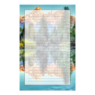 Schwabacher's Landing and Beaver Pond Stationery