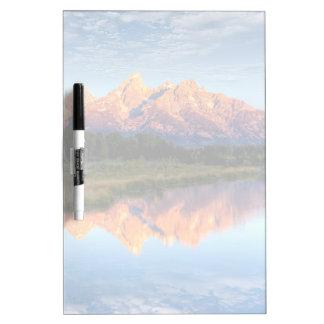 Schwabacher's Landing Dry Erase White Board
