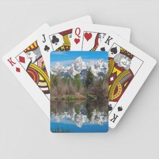 Schwabacher's Landing, Grand Teton Playing Cards