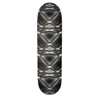 schwarz weiss Muster pattern black white Skate Board Decks