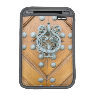 Schwarzenbersky Palace Door Knocker iPad Mini Sleeve