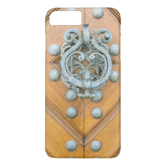Schwarzenbersky Palace Door Knocker iPhone 8 Plus/7 Plus Case