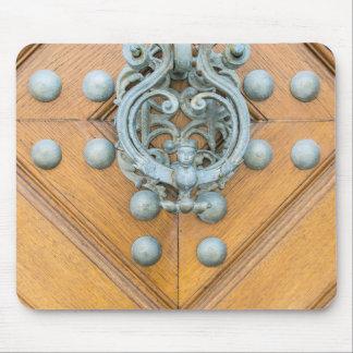 Schwarzenbersky Palace Door Knocker Mouse Mat