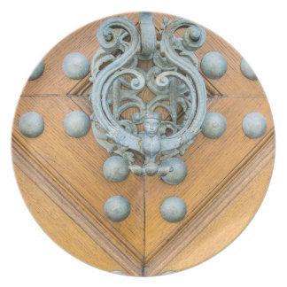 Schwarzenbersky Palace Door Knocker Plate