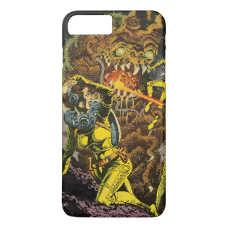 Sci-Fi Alien Encounter iPhone 8 Plus/7 Plus Case