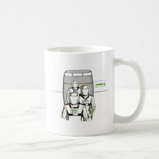 Sci-Fi Astronauts Coffee Mug