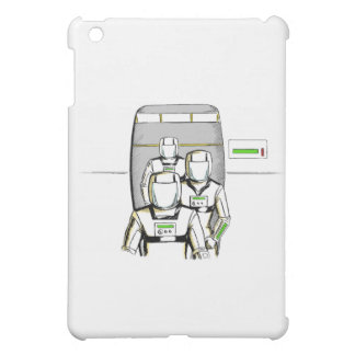 Sci-Fi Astronauts Cover For The iPad Mini