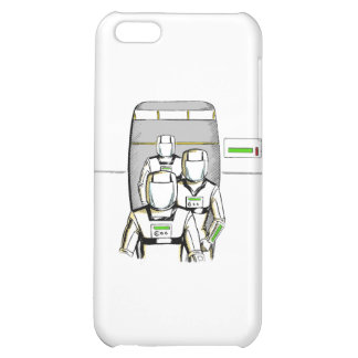 Sci-Fi Astronauts iPhone 5C Cases