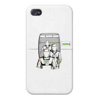 Sci-Fi Astronauts iPhone 4/4S Cover