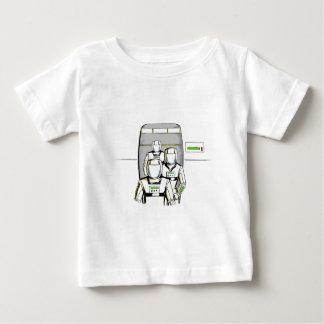 Sci-Fi Astronauts Tee Shirt