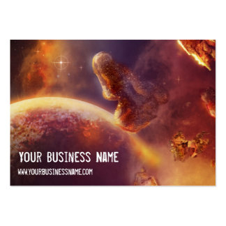 Sci-Fi Business Card (3.5x2)