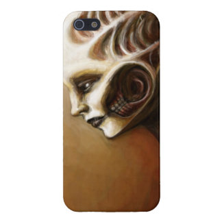 Sci Fi dark Eve iPhone case iPhone 5 Cover
