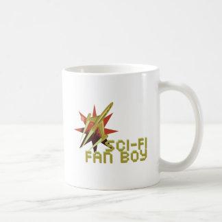 Sci-Fi Fan Basic White Mug