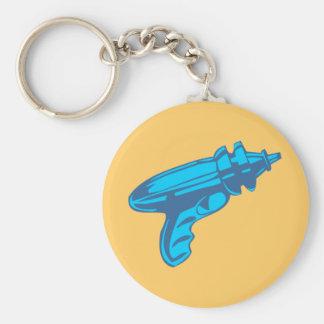 Sci-Fi Ray Gun Laser Pistol Key Ring