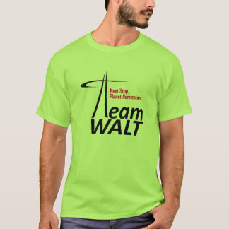 Sci Fi Team Walt Men's T-Shirt