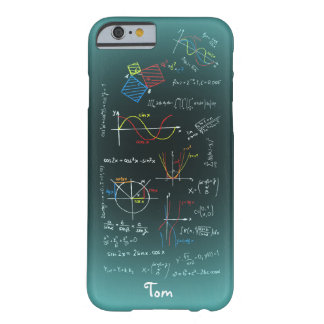 Science 2 barely there iPhone 6 case