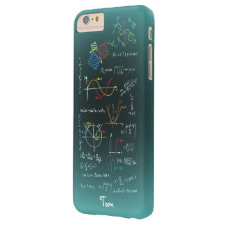 Science 2 barely there iPhone 6 plus case