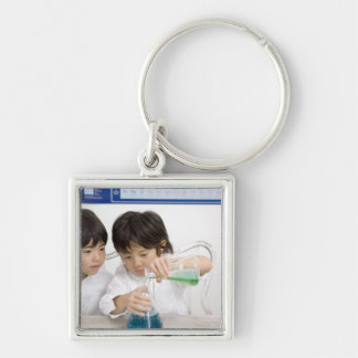 science 2 key ring