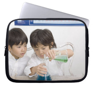 science 2 laptop sleeve