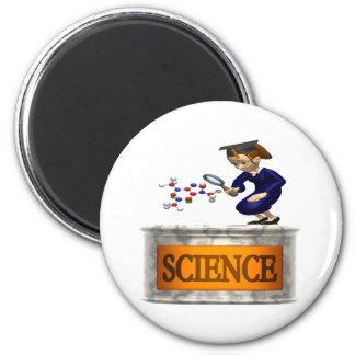 Science 2 fridge magnets