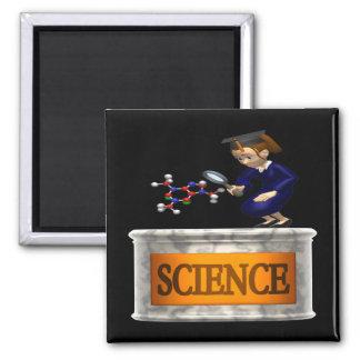 Science 2 magnet